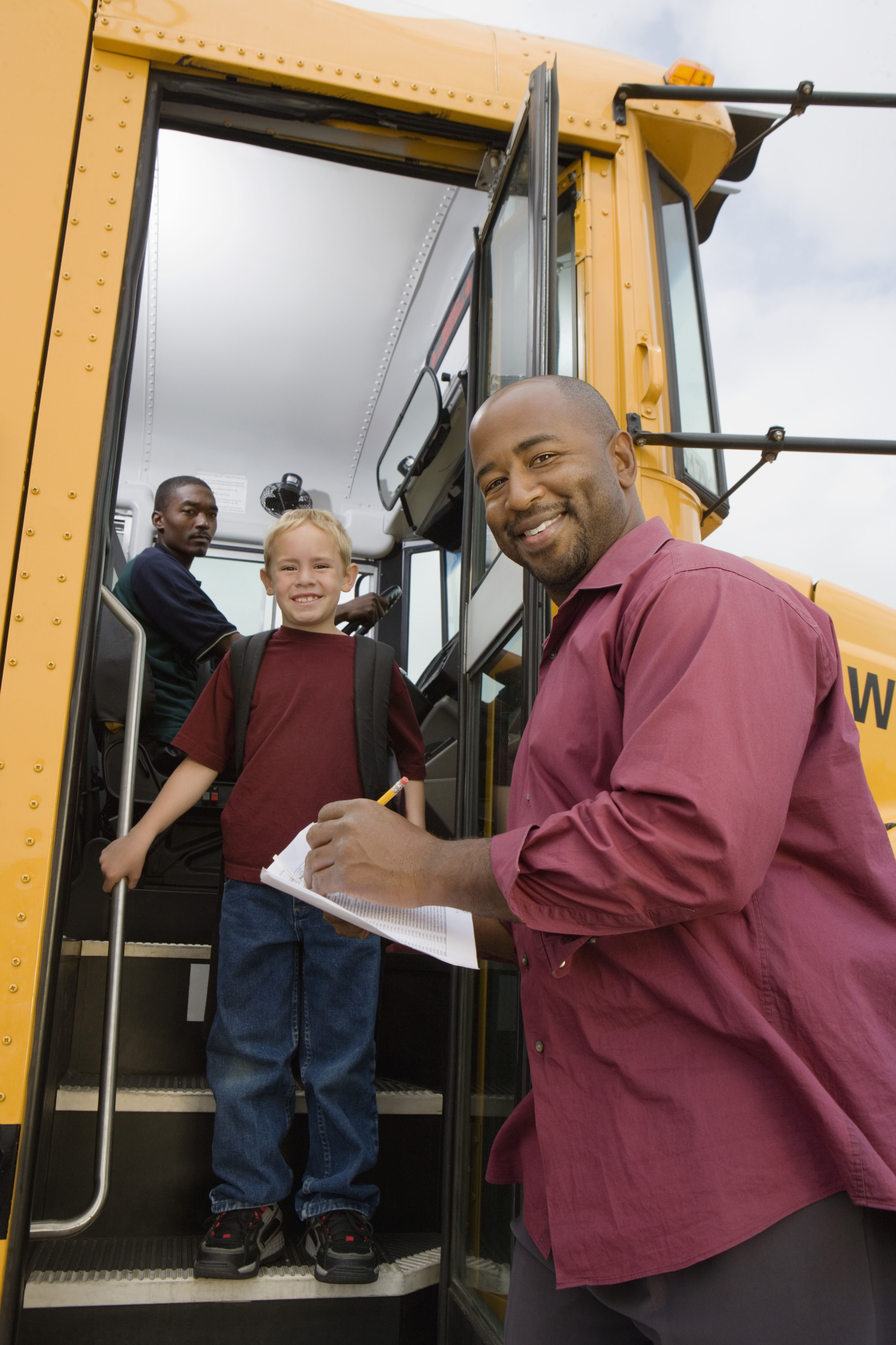 how can kids show appreciation for bus drivers   just b.CAUSE