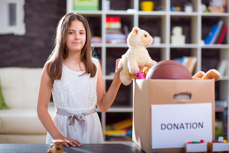 volunteer opportunities students donate