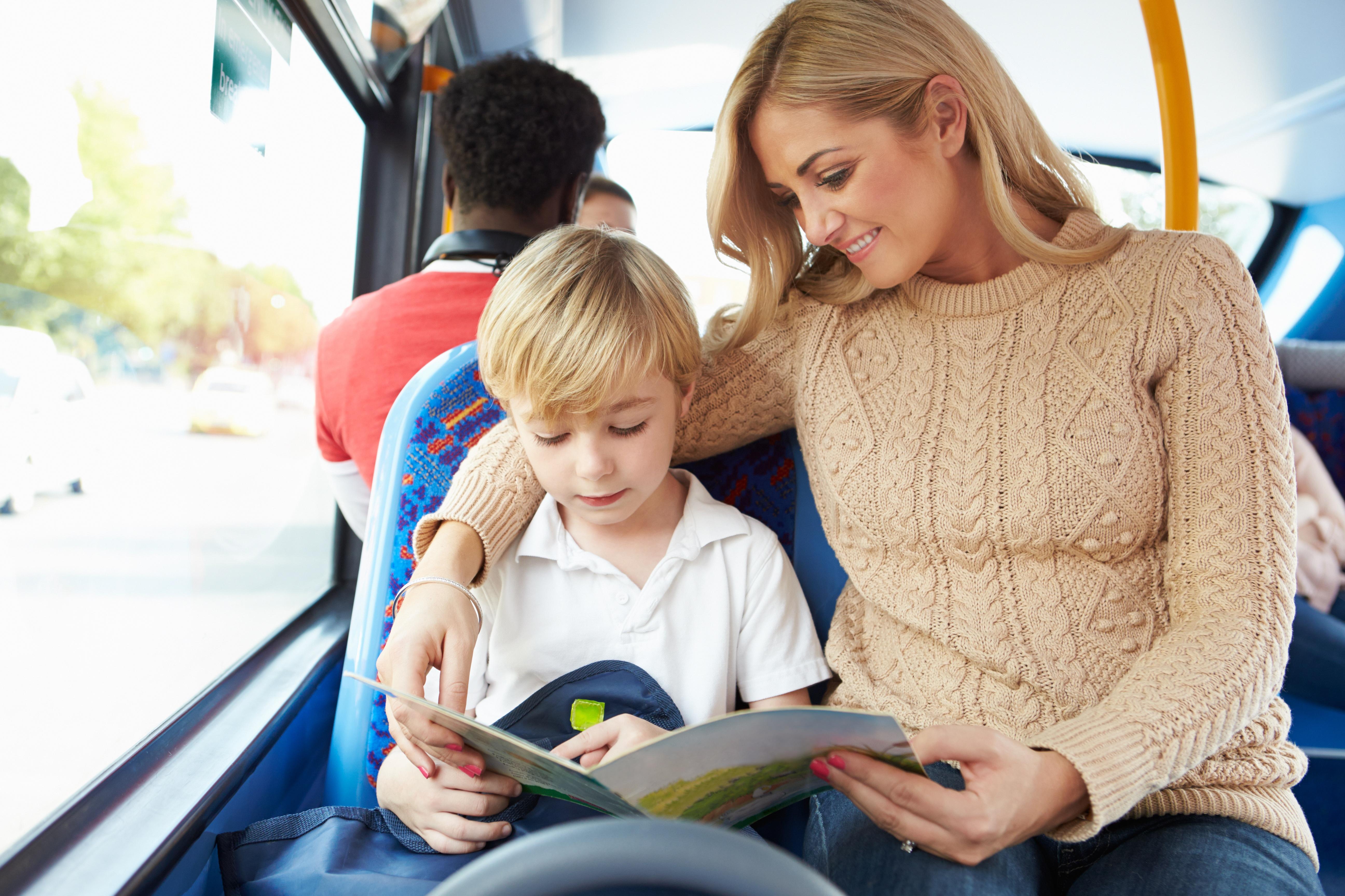school bus conduct 1